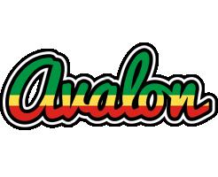Avalon african logo