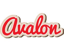 Avalon chocolate logo