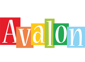 Avalon colors logo