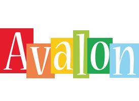 Avalon colors logo