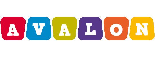 Avalon daycare logo
