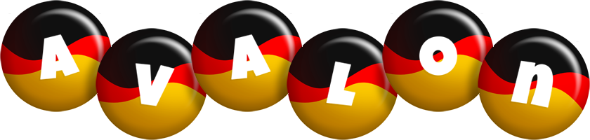 Avalon german logo
