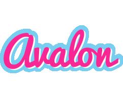 Avalon popstar logo
