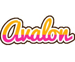 Avalon smoothie logo