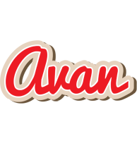 Avan chocolate logo