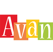 Avan colors logo