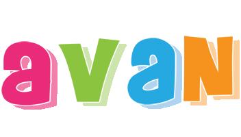 Avan friday logo