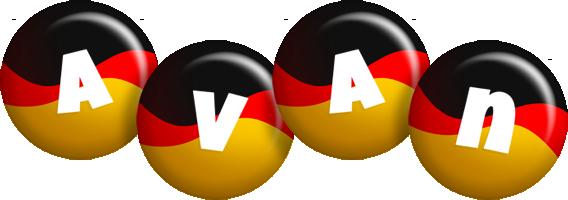 Avan german logo