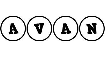 Avan handy logo