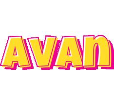 Avan kaboom logo