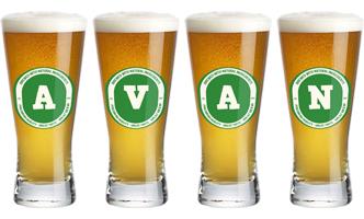 Avan lager logo