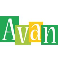 Avan lemonade logo