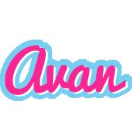 Avan popstar logo