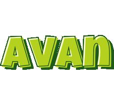 Avan summer logo
