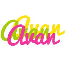 Avan sweets logo