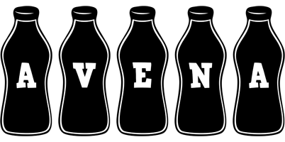 Avena bottle logo