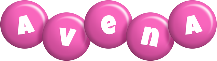 Avena candy-pink logo