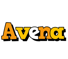 Avena cartoon logo