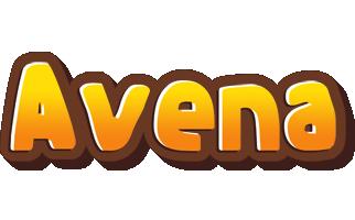 Avena cookies logo