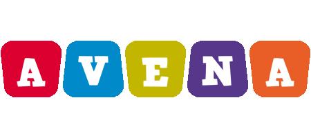 Avena daycare logo