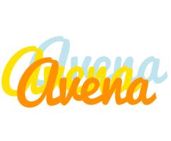 Avena energy logo
