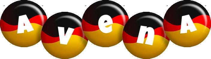 Avena german logo