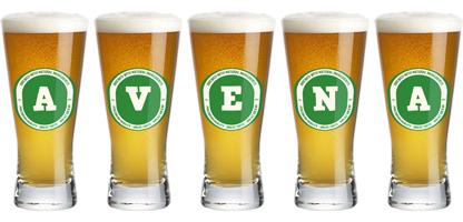 Avena lager logo