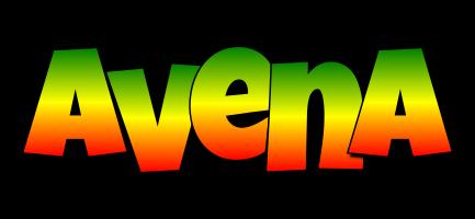 Avena mango logo