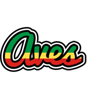 Aves african logo
