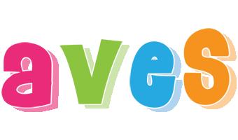 Aves friday logo