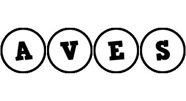 Aves handy logo