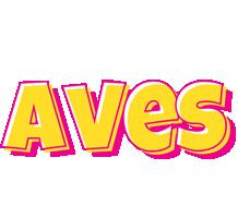 Aves kaboom logo