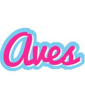 Aves popstar logo