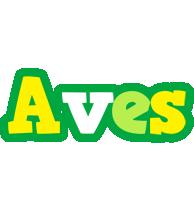 Aves soccer logo