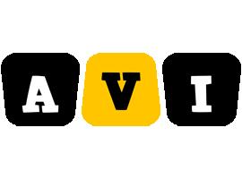 Avi boots logo