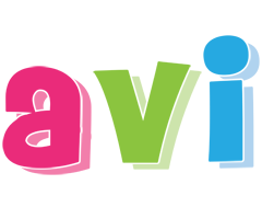 Avi friday logo