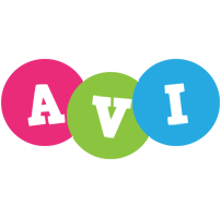 Avi friends logo