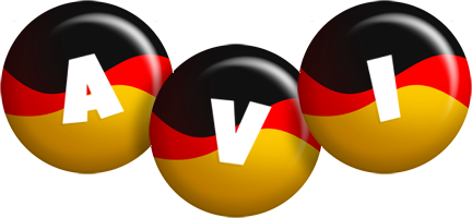 Avi german logo