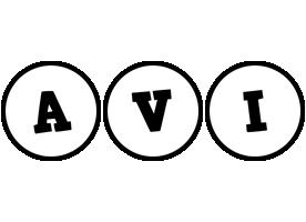 Avi handy logo