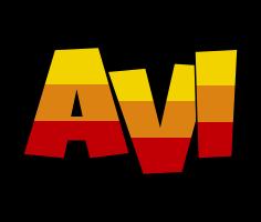 Avi jungle logo