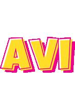 Avi kaboom logo
