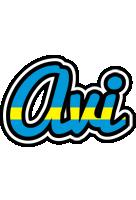 Avi sweden logo