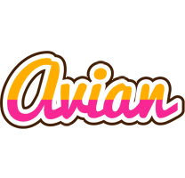 Avian smoothie logo