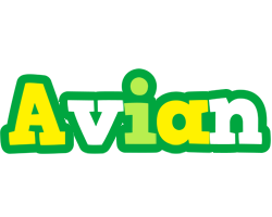 Avian soccer logo