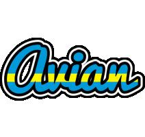 Avian sweden logo
