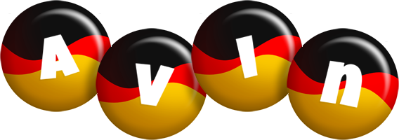 Avin german logo