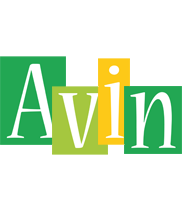 Avin lemonade logo