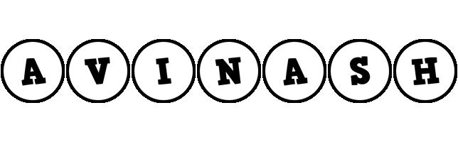 Avinash handy logo