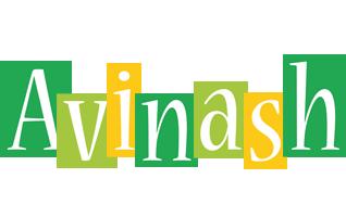 Avinash lemonade logo
