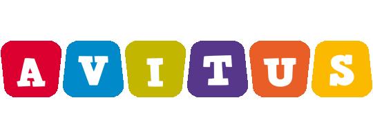 Avitus kiddo logo